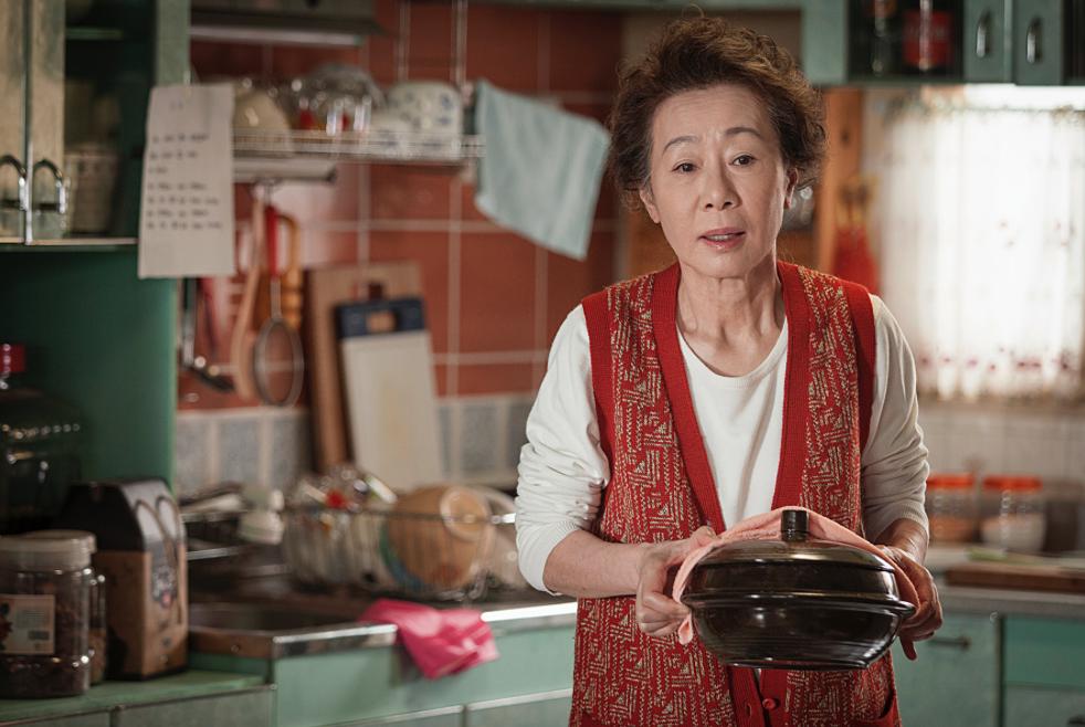 корейская бабушка