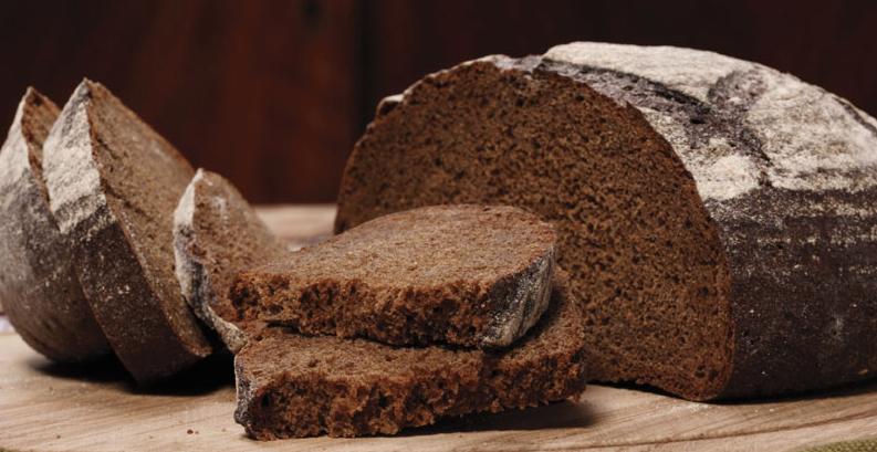Черного хлеба нет в Корее
