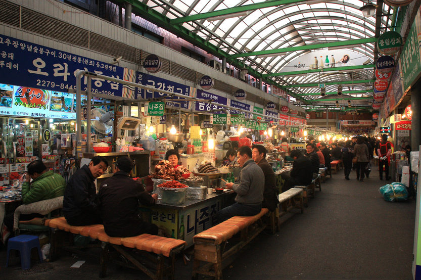 Рынок Тондэмун