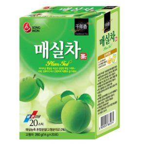Корейский чай из дикой сливы