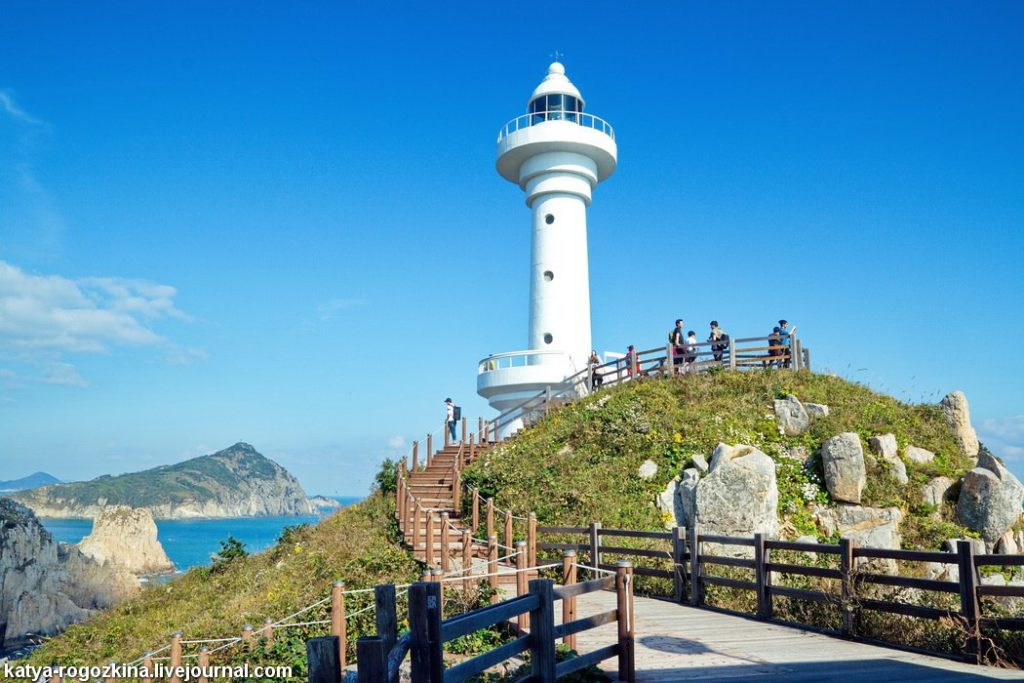 Южная Корея, маяк