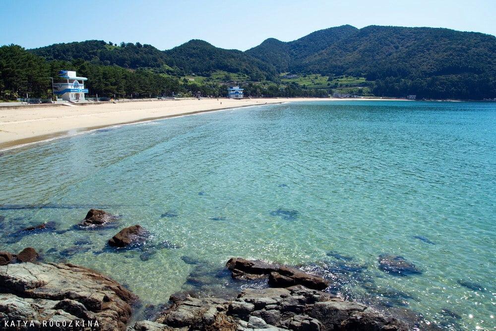 Остров Намхэ